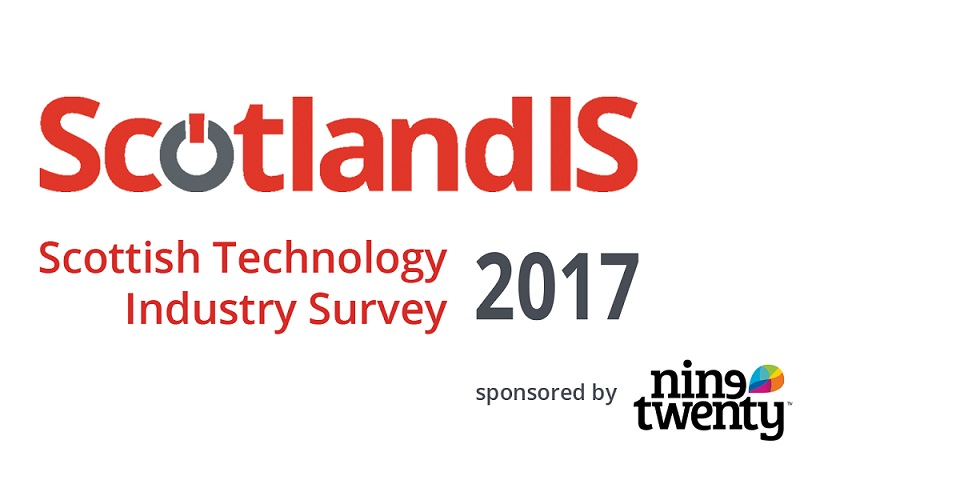 Annual ScotlandIS Scottish Tech Sector Survey 2017