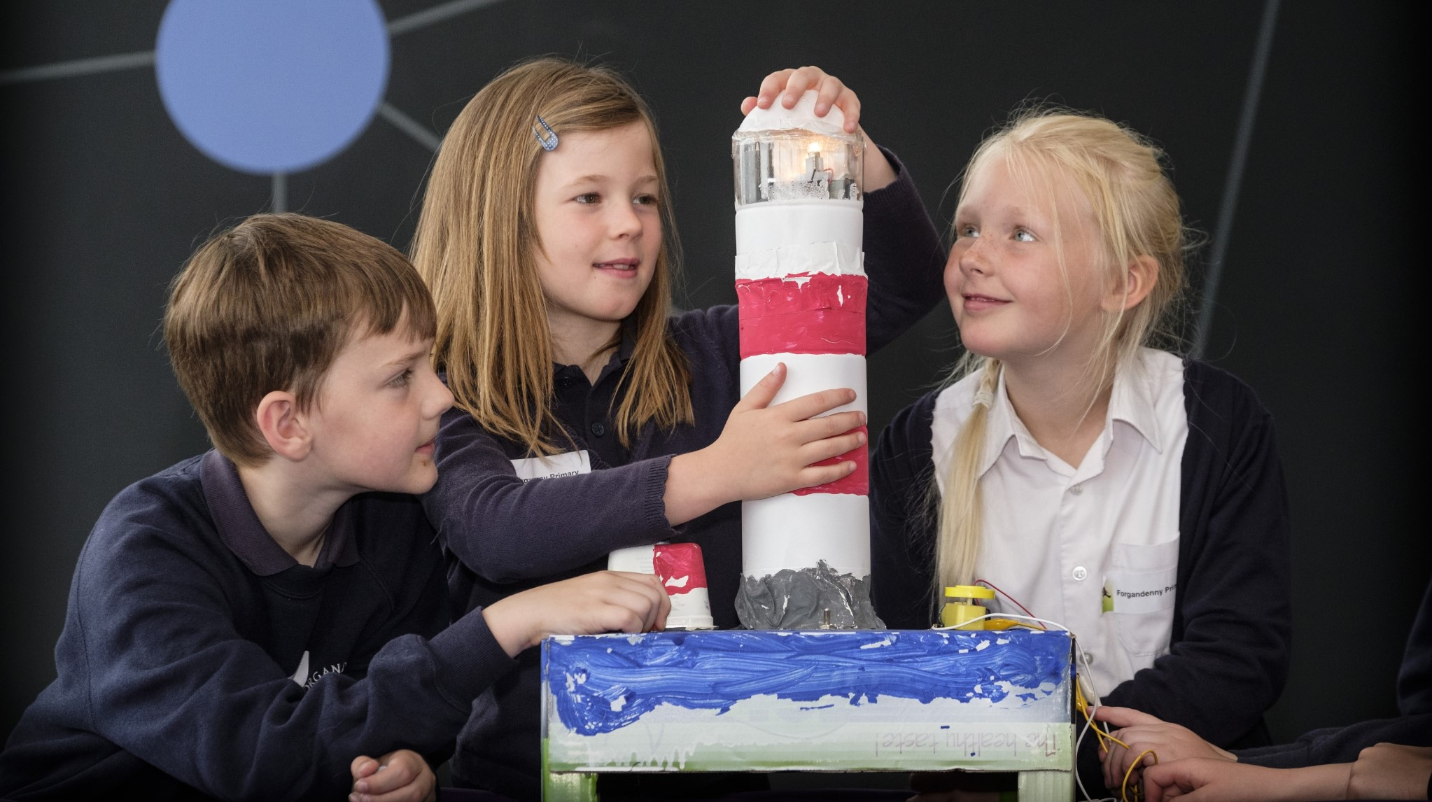 Young Engineers and Science Clubs Scotland: Little Lighthouse