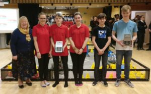 2017 Scottish Regional Winners