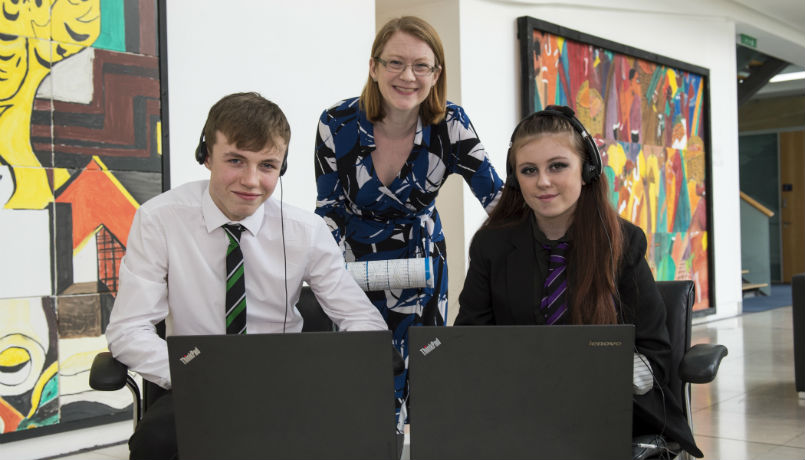 BT signs up to support digital skills charity