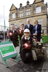 CityFibre helps connect schools across Scotland