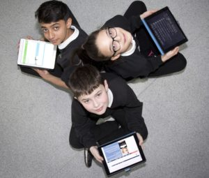 Young people benefit from digital skills