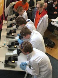 McLaren HS Microscopes