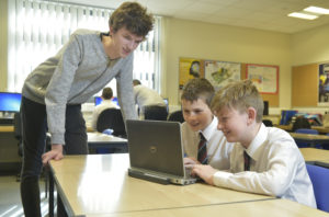 WCS Coding Club - Gleniffer High, Paisley