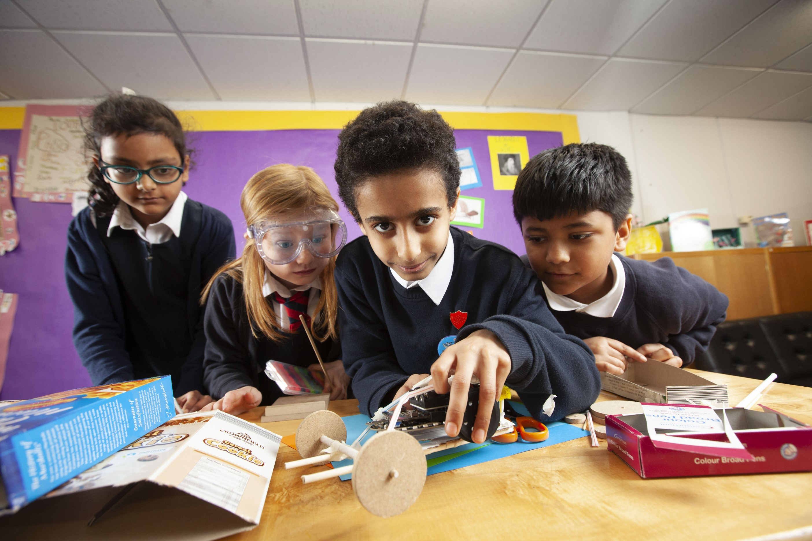 £100K in funding awarded to help inspire Scotland's next generation of digital experts