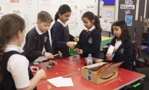Previous grant recipient Anderston Primary School